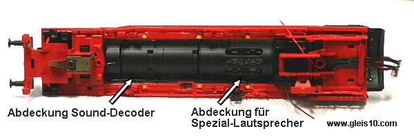 Dampflok der Baureihe 42 LokNr. 42 202-2 Digital-Sound, Loksound ...